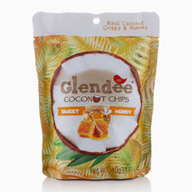 Glendee Coconut Chips Sweet Honey (40g) by Nature Bites PH