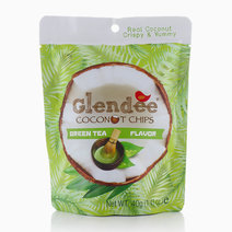 Glendee Coconut Chips Green Tea (40g) by Nature Bites PH in