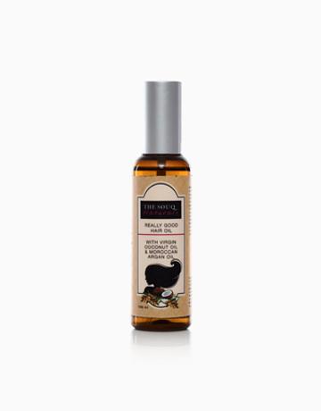 Really Good Hair Oil by Moroccan Argan Oil