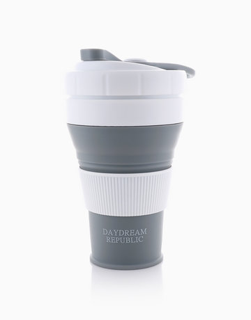 Sip 'n Stash Collapsible Cup (450ml) by Daydream Republic