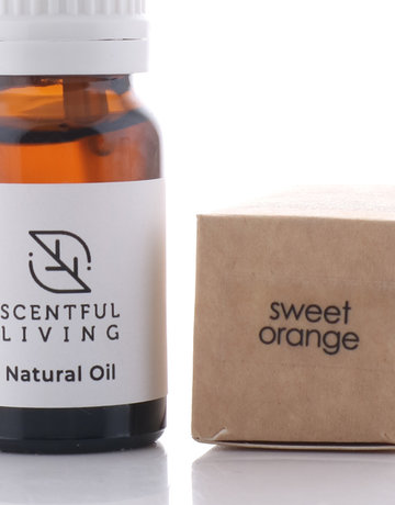 Sweet Orange Natural Oil by Scentful Living