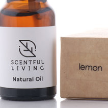 Lemon Natural Oil by Scentful Living