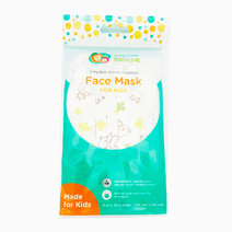 Basic Face Mask Kids (6pcs) by Orange and Peach