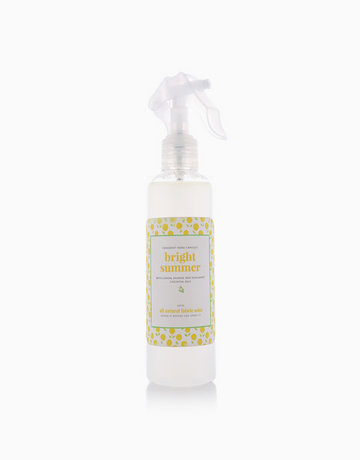 Bright Summer Fabric Mist (250ml) by Fragrant Home Candles