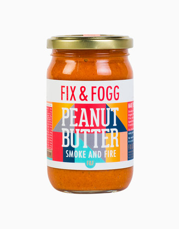Smoke and Fire Peanut Butter by Fix & Fogg