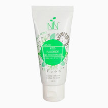 Toddler Toothpaste Green (3 Years & Up) by Nature to Nurture