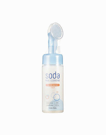 Soda Pore Cleansing Bubble Foam (150ml) by Holika Holika