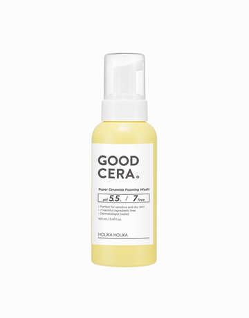 Good Cera Super Ceramide Foaming Wash by Holika Holika