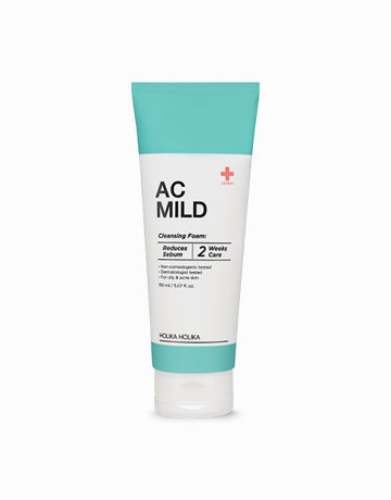 AC Mild Cleansing Foam (150ml) by Holika Holika