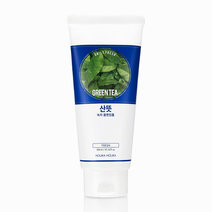 Daily Fresh Green Tea Cleansing Foam (300ml) by Holika Holika