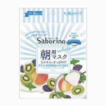Wake Up 5 Sheets (Fresh Fruit White Type) by Saborino