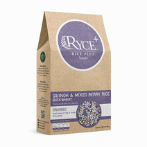 Quinoa & Berry Rice Blend with Buckwheat (500g) by The Healthy Choice Super Foods in