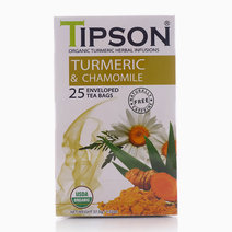 Turmeric & Chamomile Tea by Tipson