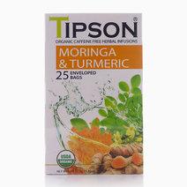 Moringa & Turmeric Tea by Tipson