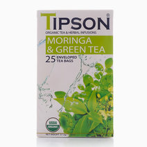 Moringa & Green Tea by Tipson