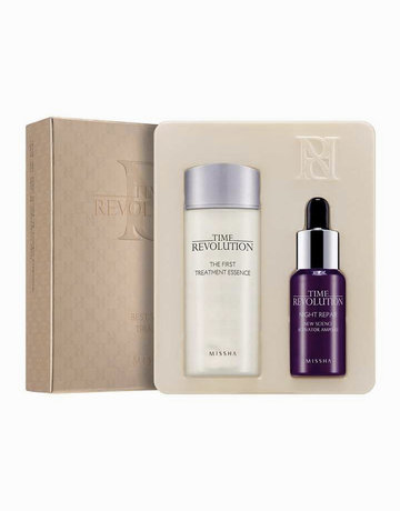 Time Revolution Trial Kit by Missha