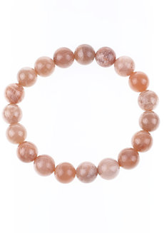 Sunstone Bracelet (10mm) by Made By KCA