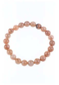 Sunstone Bracelet (8mm) by Made By KCA