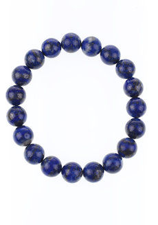 Lapis Lazuli Bracelet (10mm) by Made By KCA
