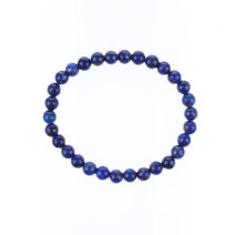 Lapis Lazuli Bracelet (6mm) by Made By KCA