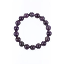 Amethyst Bracelet (10mm) by Made By KCA