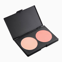 Two-Color Contour Palette in Pretty in Peach by PRO STUDIO Beauty Exclusives