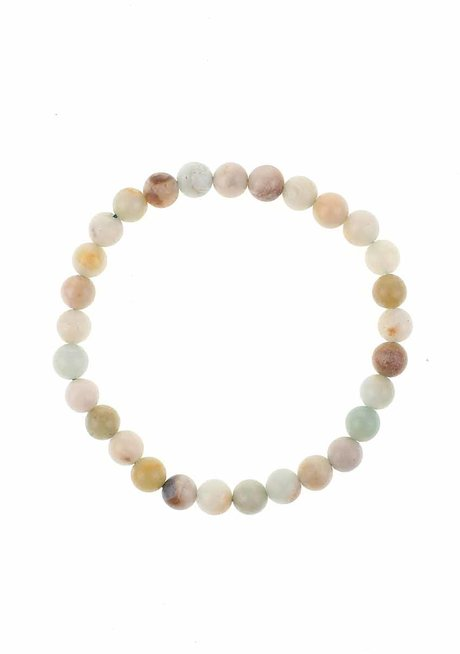 Amazonite Bracelet (6mm) by Made By KCA