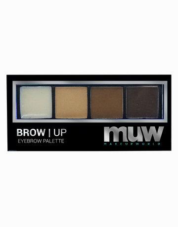 Eyebrow Medium by Makeup World