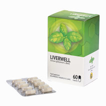 Liverwell (60 Capsules) by Liverwell