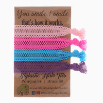 Sweet Lace Hair Ties by Little Tree Palette