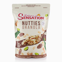 Nutties Granola (454g) by Nature's Sensation