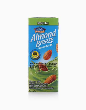 Almond Breeze Matcha (180ml) by Blue Diamond