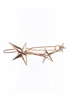 Astrid Star Hair Clip by Dusty Cloud in Gold