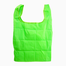 Green Basic Eco Bag by Always in Transit