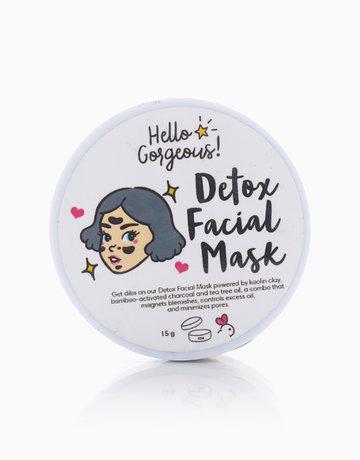 Detox Facial Mask Mini by Hello Gorgeous