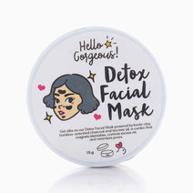 Detox Facial Mask Mini by Hello Gorgeous