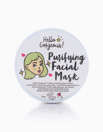 Purifying Mask Mini by Hello Gorgeous