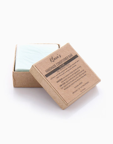 Olive Handmade Conditioner Bar by Klara's