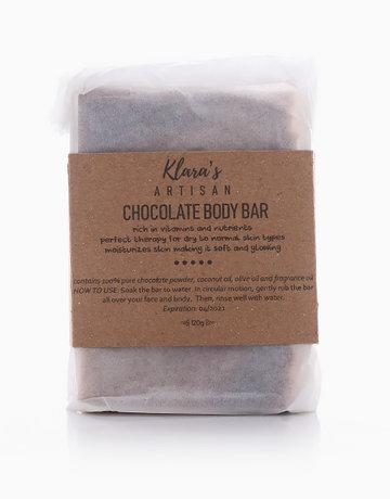Artisan Chocolate Body Bar by Klara's