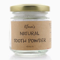 Natural Tooth Powder (60g) by Klara's