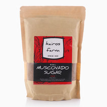 Red Muscovado Sugar (1kg) by Kairos Farm Muscovado Sugar