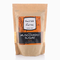 Gold Muscovado Sugar (500g) by Kairos Farm Muscovado Sugar