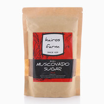 Red Muscovado Sugar (500g) by Kairos Farm Muscovado Sugar