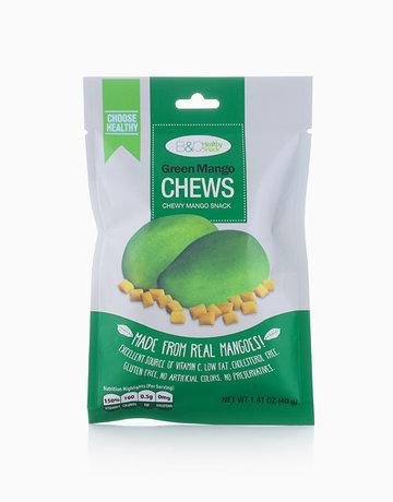 Green Mango Chews (40g) by B&C Healthy Snack