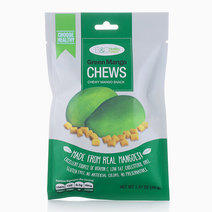 Green Mango Chews (40g) by B&C Healthy Snack