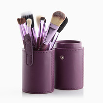 Chic 12-Piece Brush Set by Dashe Cosmetics