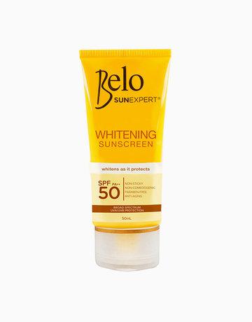 Whitening Sunscreen SPF50 by Belo