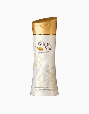 White Spa Gold Caviar UV White Lotion by Mistine