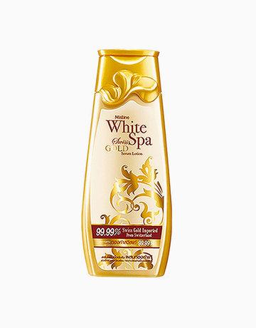 White Spa Swiss Gold Serum Lotion by Mistine