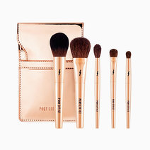 Mini Makeup Brush Set by Pony Effect